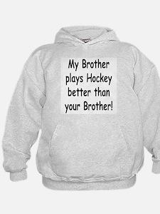Cute Hockey parents Hoodie