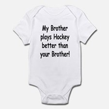 brother hockey Body Suit