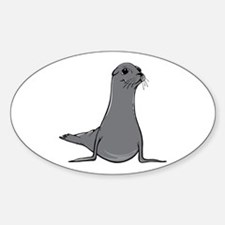 Sea Lion Decal