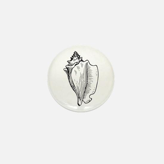Conch Mini Button