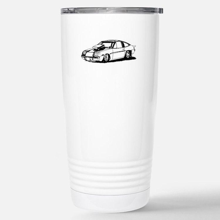 Maserati Quattroporte Stainless Steel Travel Mug