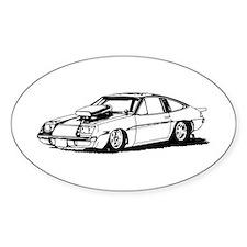 Maserati Quattroporte Decal