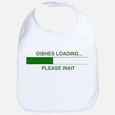 DISHES LOADING... Bib
