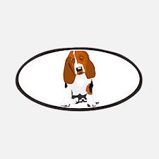 Bassett hound Patch