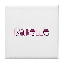 Isabelle Tile Coaster