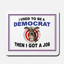 DEMOCRAT STUFF Mousepad