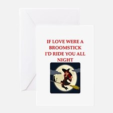 halloween gifts t-shirts Greeting Card