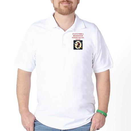 halloween gifts t-shirts Golf Shirt