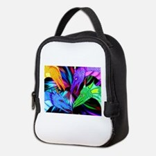 dragon heads Neoprene Lunch Bag