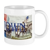 American revolutionary war Small Mugs (11 oz)