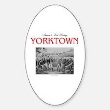 ABH Yorktown Sticker (Oval)
