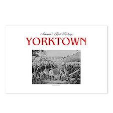 ABH Yorktown Postcards (Package of 8)