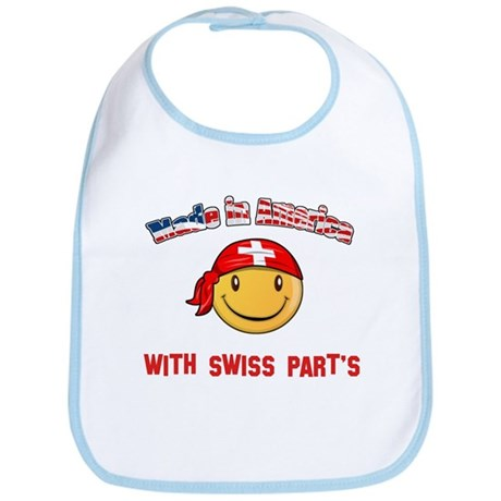 Made in AMerica with Swiss parts Bib