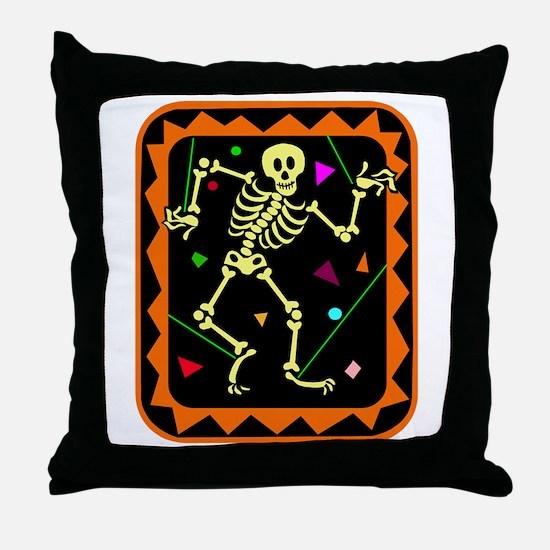dayofdeaad.png Throw Pillow