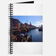 Canal Tour Time Journal