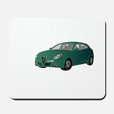 Alfa Romeo Giulietta Mousepad