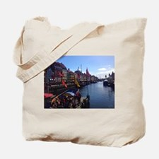 Canal Tour Time Tote Bag