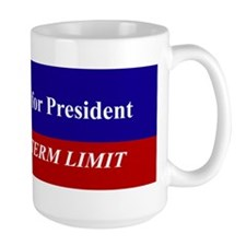 Arnold for President 2 copy Mugs