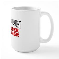 """The World's Greatest Newspaper Publisher"" Mug"