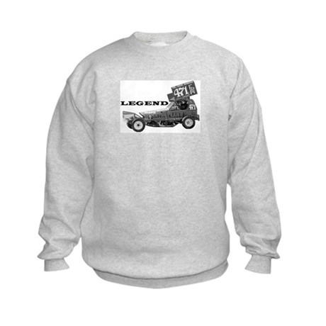 "Bobby Burns ""LEGEND"" Kids Sweatshirt"