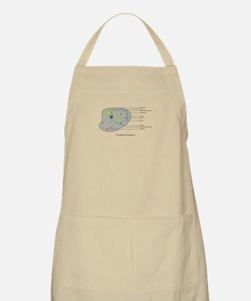Animal Cell Labelled Apron