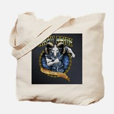 Cute Navy dolphins Tote Bag