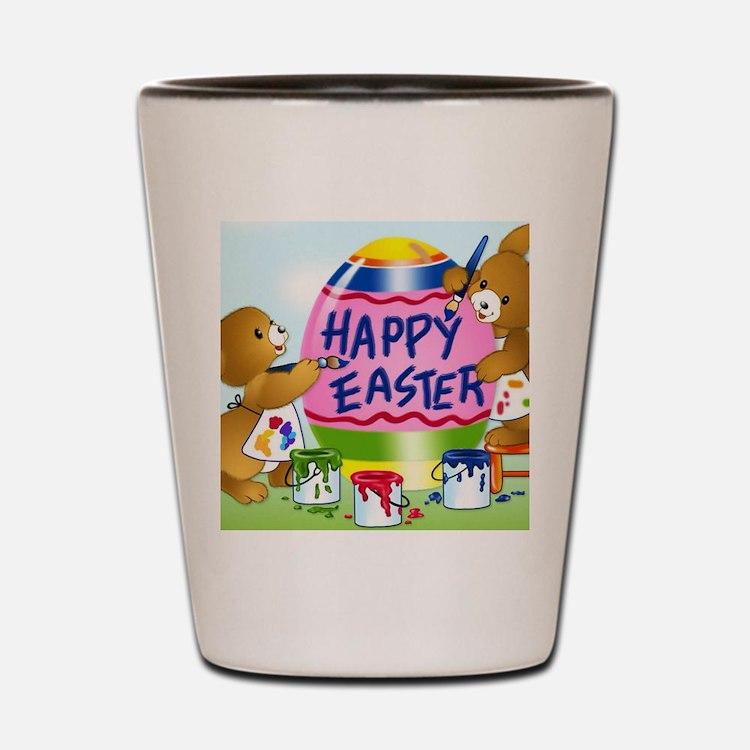 Cute Easter Shot Glass