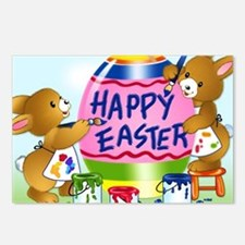 Cute Easter Postcards (Package of 8)