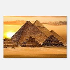 Funny Egyptian Postcards (Package of 8)