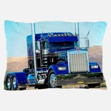 Cute Trucking Pillow Case