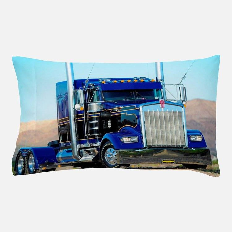Semi Trailer Covers : Semi truck bedding duvet covers pillow cases