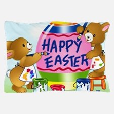 Cute Easter Pillow Case
