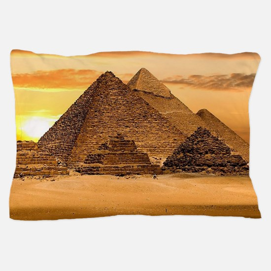 Cute Egyptian Pillow Case