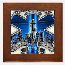 Cool Ems Framed Tile