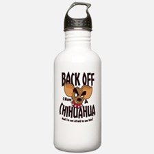 Funny Mens Water Bottle