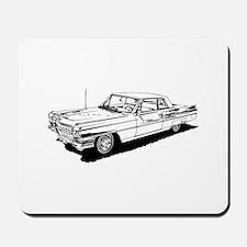 1957 Ford Thunderbird Mousepad