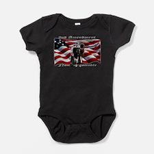 second amendment Baby Bodysuit