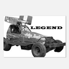 "John Toulson ""LEGEND"" Postcards (Package of 8)"