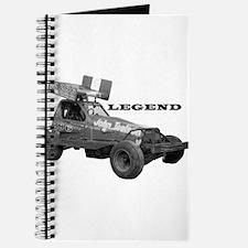 """John Toulson """"LEGEND"""" Journal"""