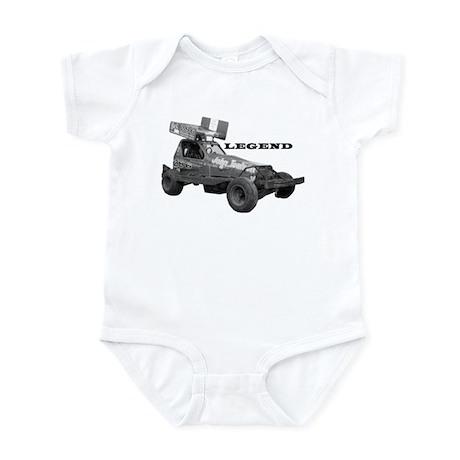 "John Toulson ""LEGEND"" Infant Bodysuit"