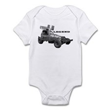 "John Toulson ""LEGEND"" Infant Bodysuit"