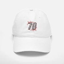 RaceFahion.com 70 Baseball Baseball Cap
