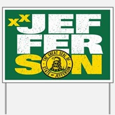 State of Jefferson - DTOM Yard Sign