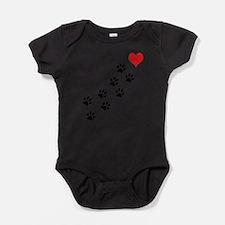 Unique Dogs Baby Bodysuit