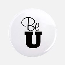 Be U - Button
