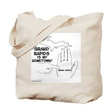 Grand Rapids Tote Bag