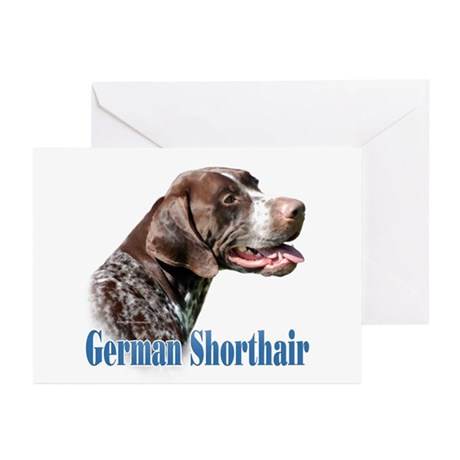 GSP Name Greeting Cards (Pk of 10)