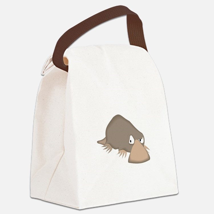 Platypus Canvas Lunch Bag