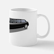 Limousine car Mugs