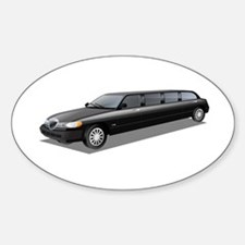 Limousine car Decal